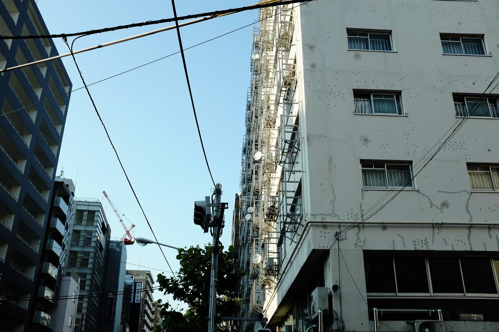 The Taito-ku Tokyo photo by FUJIFILM X100S.
