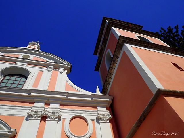 Particolare chiesa Santissima Annunziata
