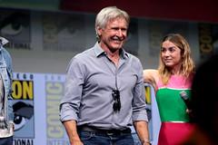 Harrison Ford & Ana de Armas
