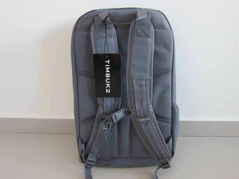 Timbuk2 Showdown Laptop Backpack - Back