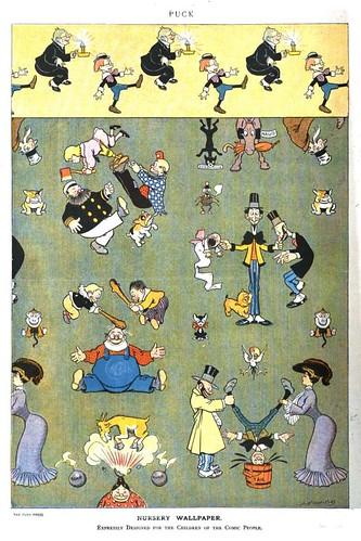 nursery wallpaper (1906)