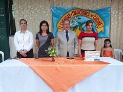 Se realizó Hora Cívica en Unidad Educativa 24 de julio