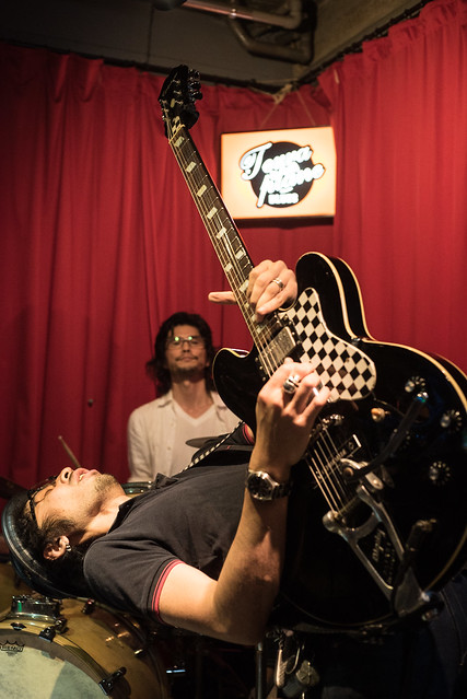 T.G.I.F. Blues Session at Terraplane, Tokyo, 14 Jul 2017 -00082