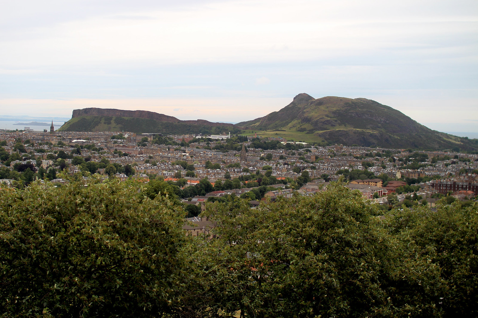 Blackford Hill Royal Observatory Edinburgh travel lifestyle blogger UK