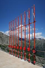 Pranzaira Albigna - Chime Installation