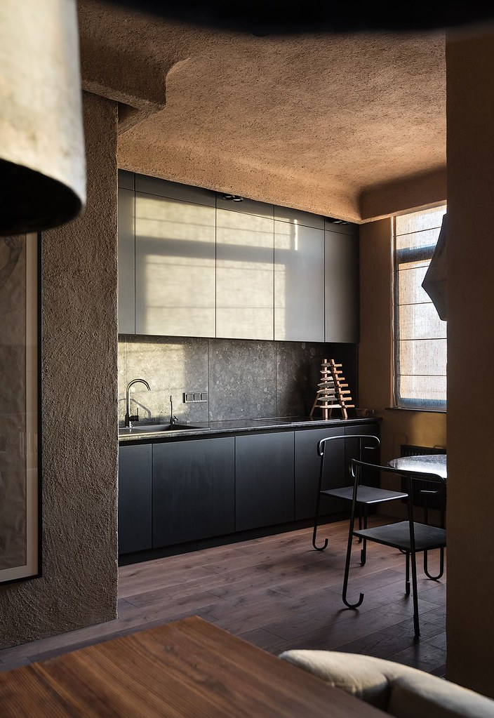 Japanese home design with the Ukrainian tradition by Sergey Makhno Sundeno_09