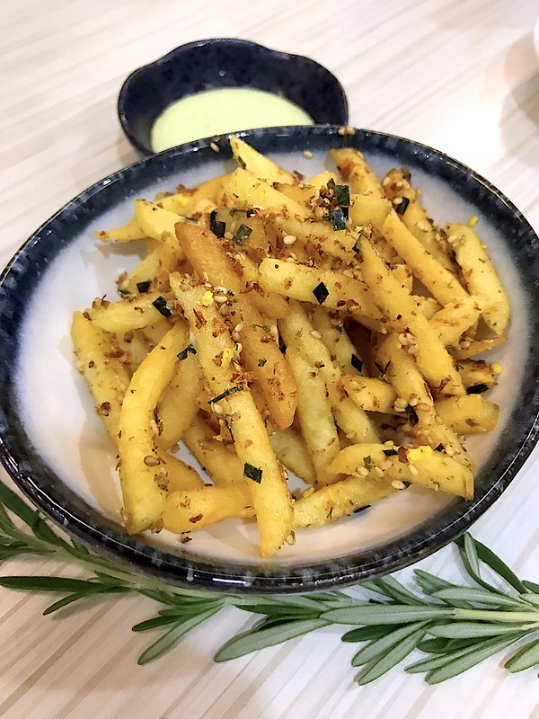 Furikake Fries