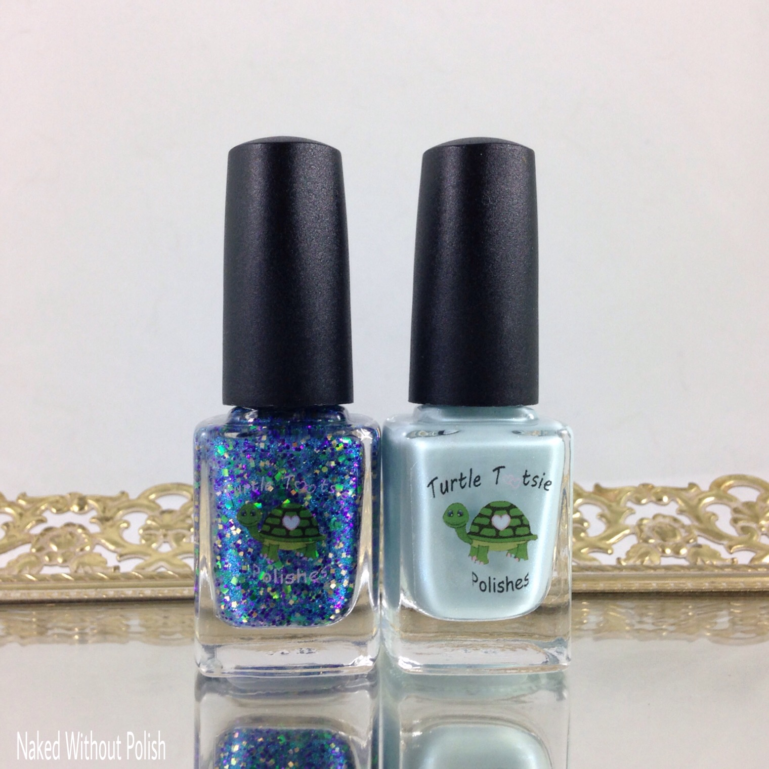 Turtle-Tootsie-Polishes-Elvenspun-Duo-1