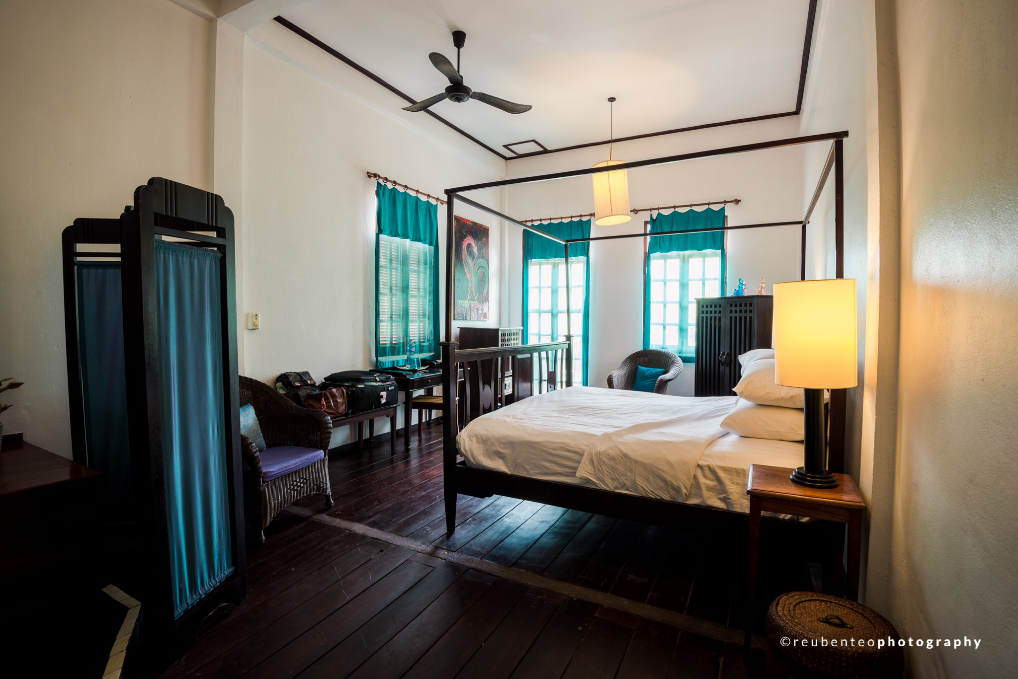 The Apsara Hotel Room
