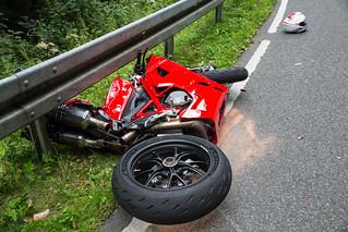 Tödlicher Motorradunfall L3033 (Wispertal) 23.07.17