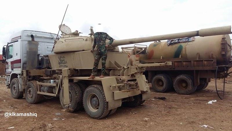Truck-with-T-55-turret-iraq-c2017-spz-1