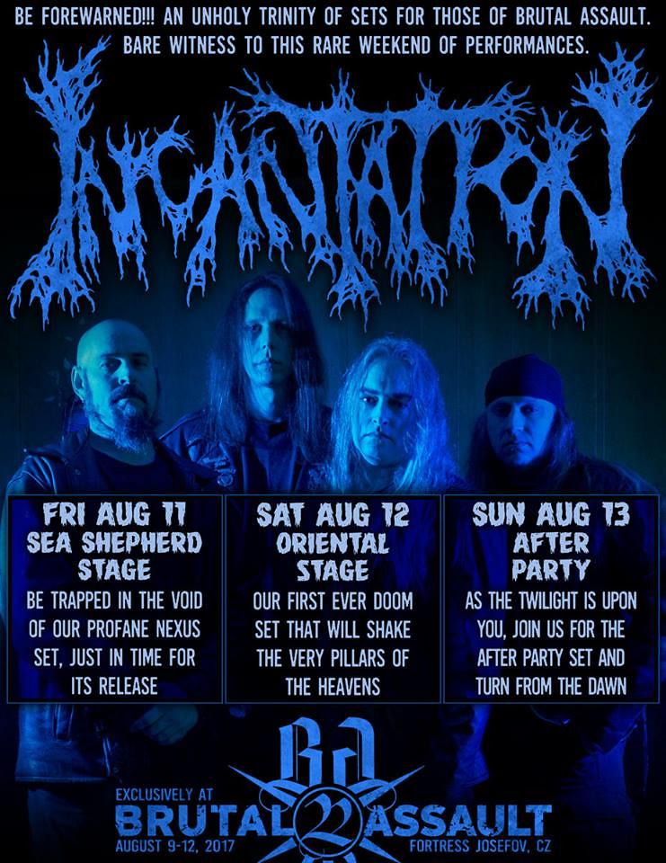 Incantation BA