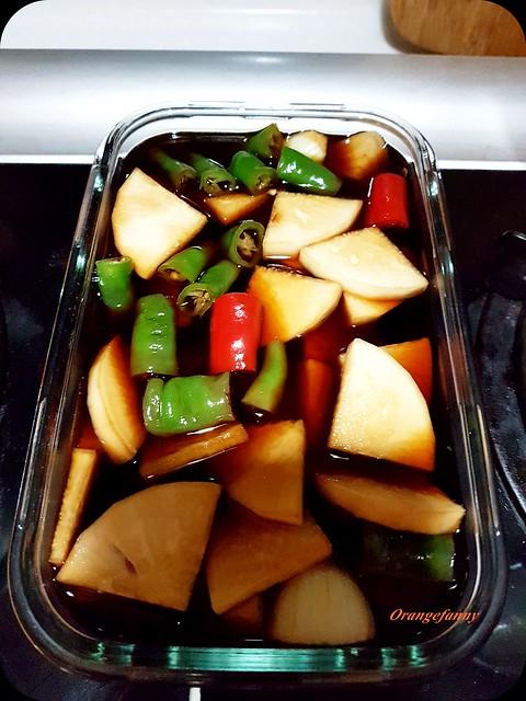 170724 蘿蔔醬菜-01