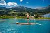 Thermalwasser Badesee Bad Hofgastein Alpentherme