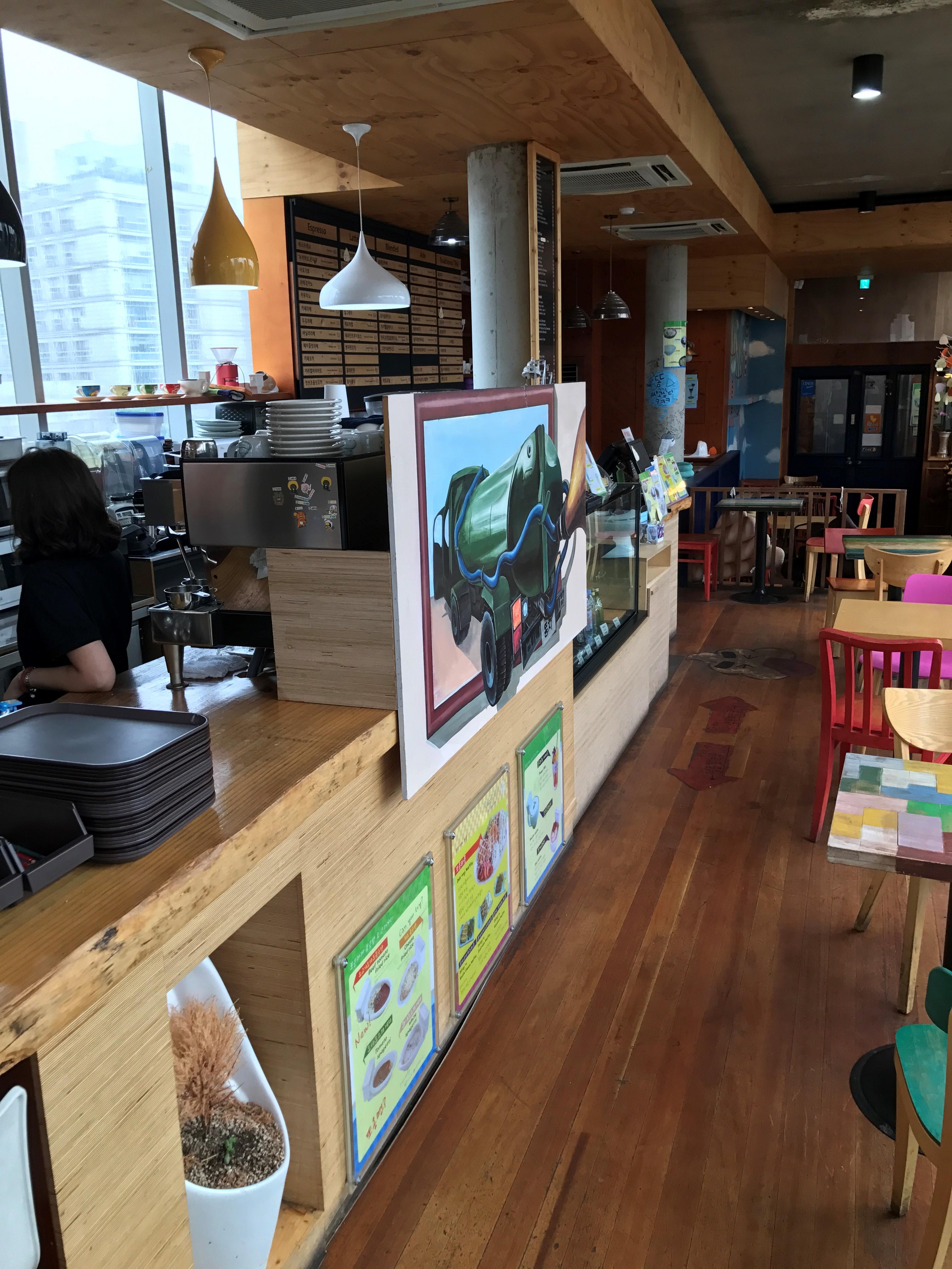 Seoul's Poop Cafe