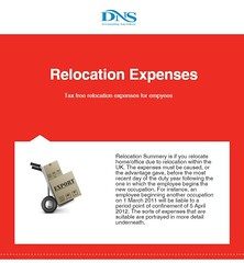 Relocation Expenses – You Can Claim From Company
