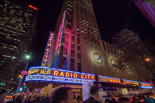 El Famoso Radio City Music Hall