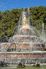 Chiemsee - Herrenchiemsee (09) - Schlosspark