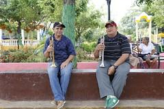 Life at work in Nicaragua