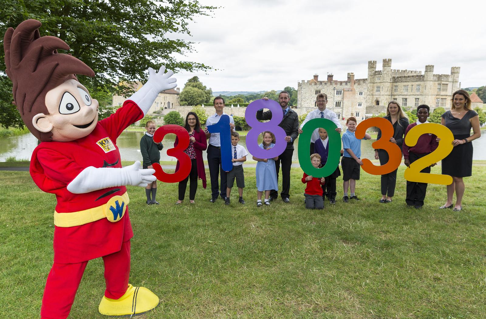 Leeds Castle Summer Challenge 2017