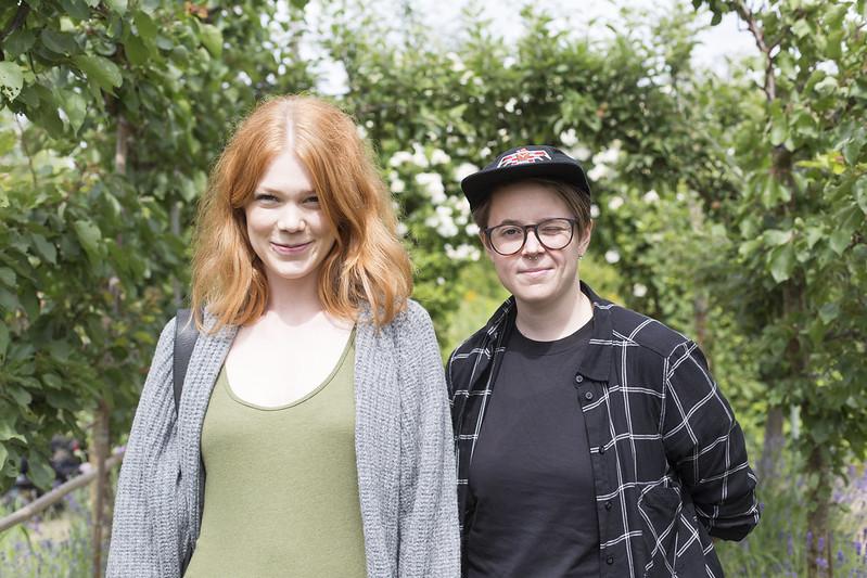 Österlenroadtrip med Maria och Linnea!