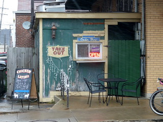The Smallest Restaurant in Pittsburgh?