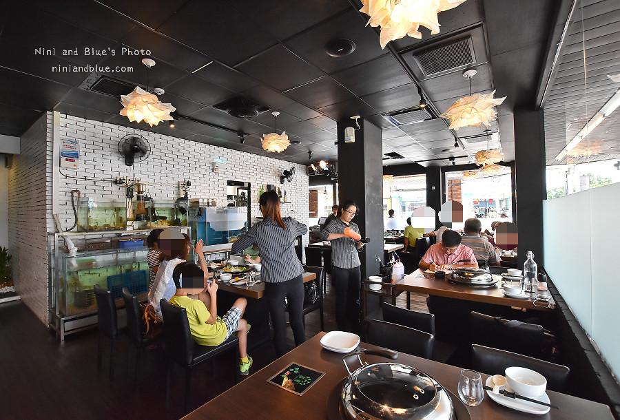 草屯海鮮鍋一品蒸料亭海產聚餐餐廳02