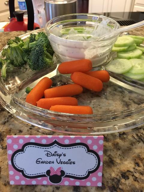 Daisy's Garden Veggies