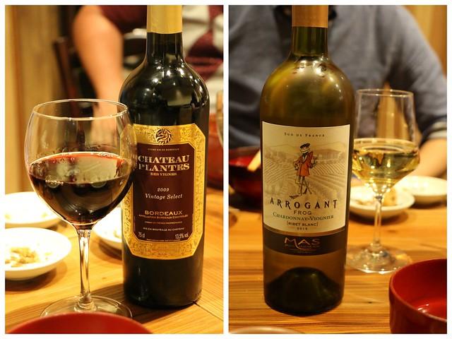 かつ好 ワイン