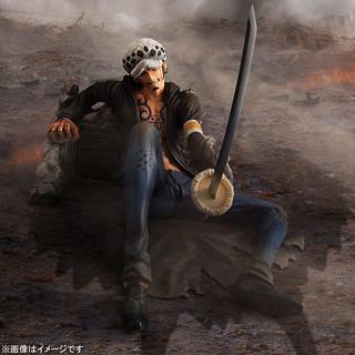 """【更新官圖】Portrait.Of.Pirates《ONE PIECE》""""LIMITED EDITION"""" 托拉法爾加·羅(トラファルガー・ロー) Ver.VS"""