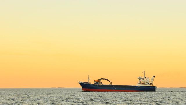 Nyfjell på Boknafjorden 2. mai -17