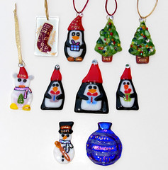 Wesley's Ornaments
