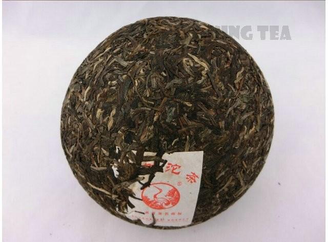 Free Shipping 2011 XiaGuan Old Tree Boxed Tuo Bowl 500gYunNan MengHai Organic Pu'er Raw Tea Weight Loss Slim Beauty Sheng Cha