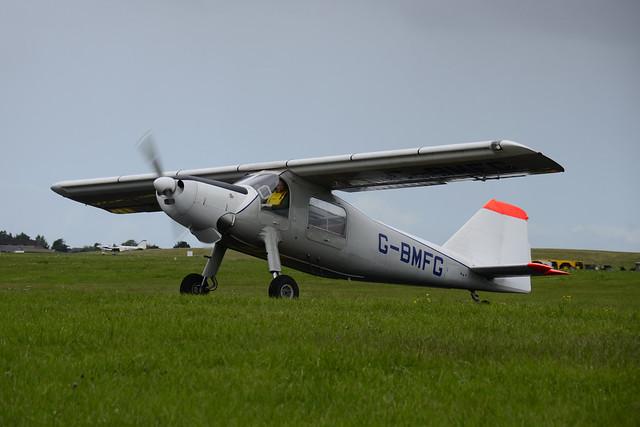 G-BMFG Dornier Do.27A