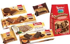 loacker 超好吃巧克力餅乾