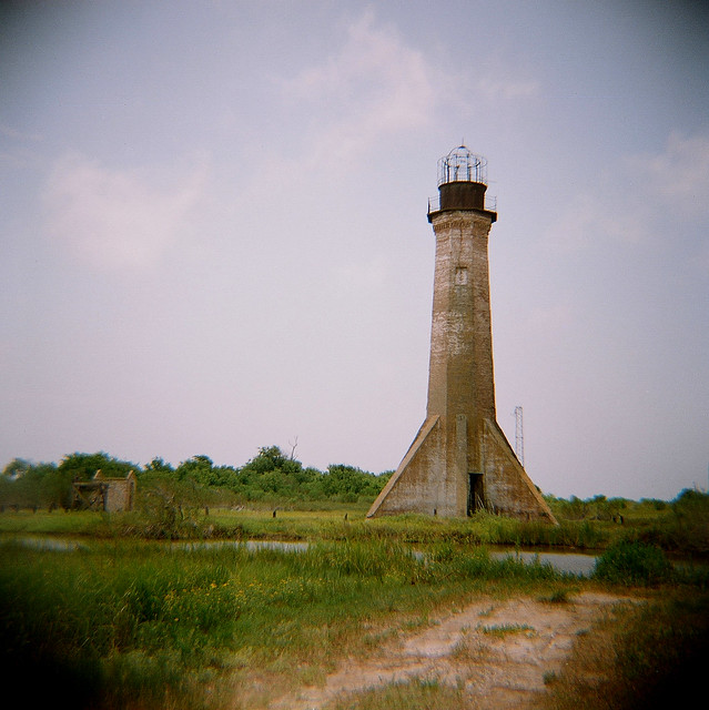 Sabine Pass Light