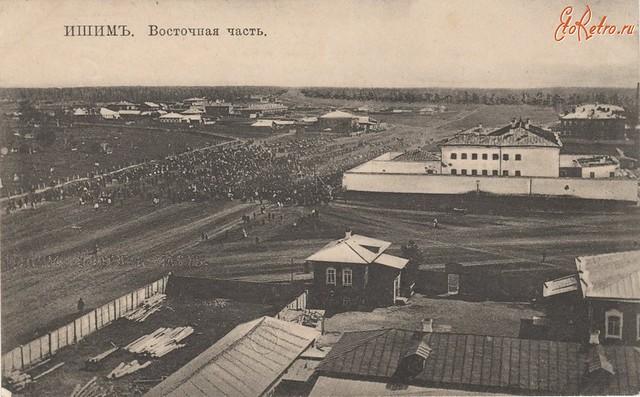 1907. Ишим. Маршрут Пекин-Париж