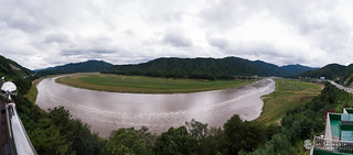 Curved Wild River(거센 강물)