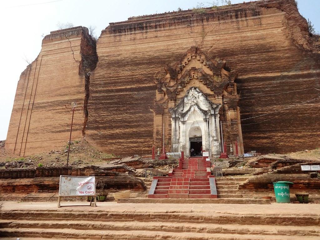 Mingun Paya, Birma