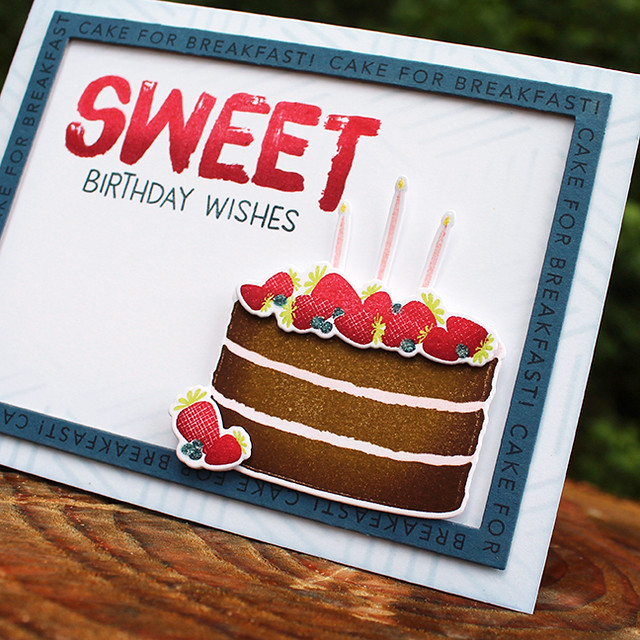 Sweet Birthday Wishes Card 3
