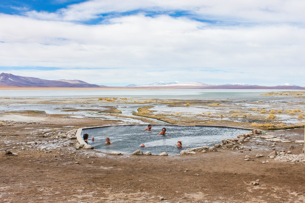 varme kilder i Bolivia