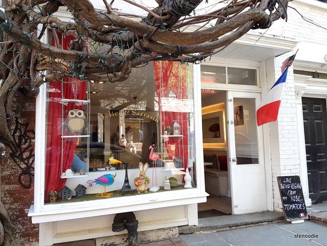 Delice & Sarrasin storefront