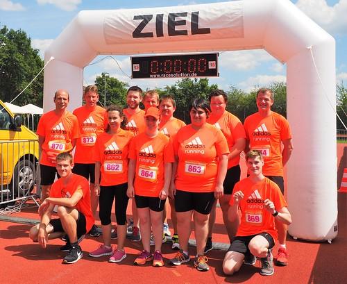 Netzwerklauf Ansbach 2017