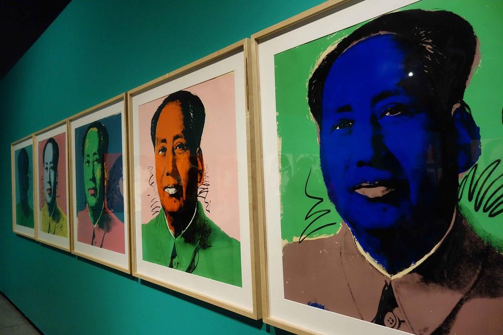 Santiago - Centre Culturel La Moneda - Warhol