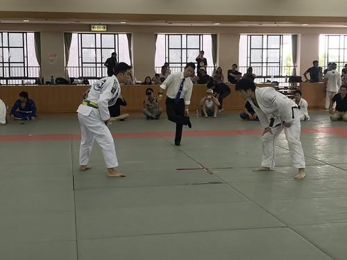 Seungri Jiu Jitsu by yakutikan (2)