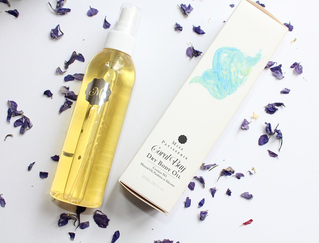 Miss Patisserie Coral Bay Dry Body Oil