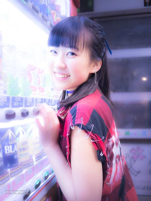 榎本奈里子 (なりひ~) / LIVE HOUSE 浜松窓枠, Panasonic DMC-GX7, LUMIX G 20/F1.7 II