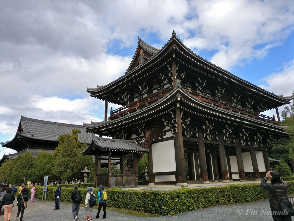 Kyoto temples 3