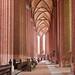 Wismar: Südliches Seitenschiff der Nikolaikirche - Southern lateral nave of St. Nicholas' Church by riesebusch