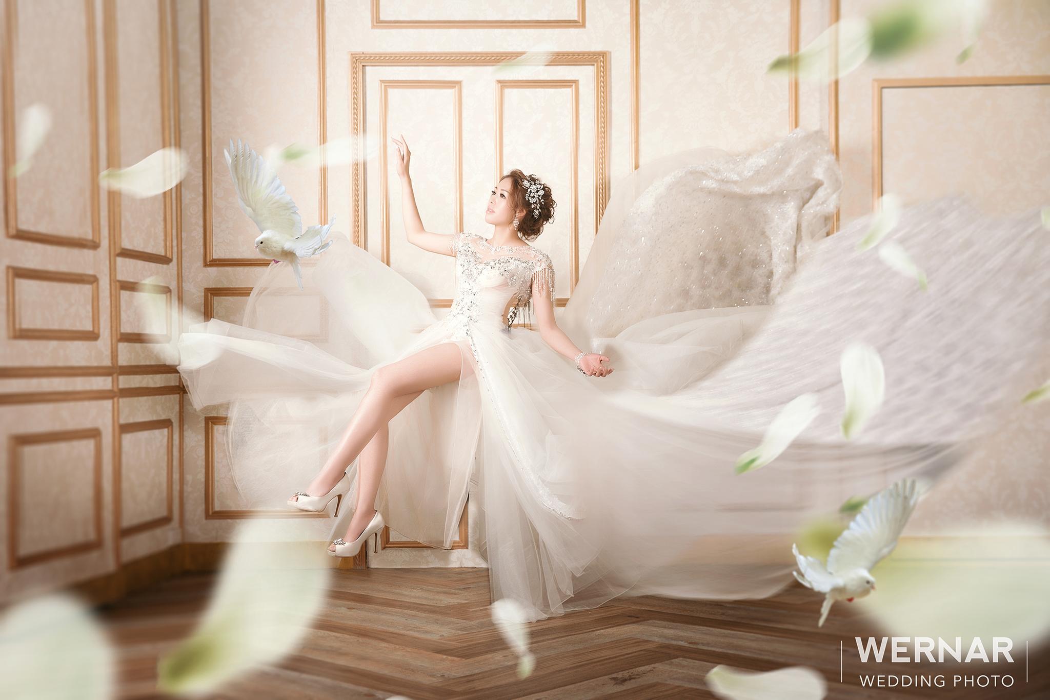 台中華納婚紗推薦婚紗攝影,自主婚紗,婚紗照